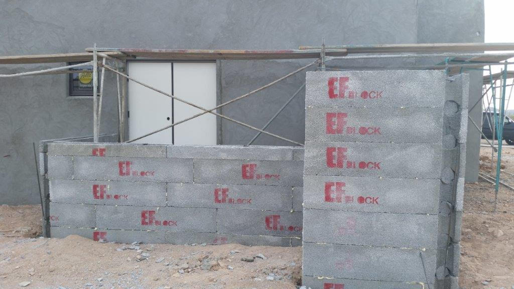 Insulated Concrete Form by Earth Friendly Block™
