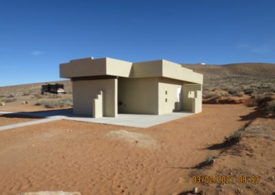 Halls Crossing Restroom - Lake Powell Resorts and Recreation